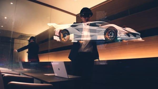MRデバイス「Microsoft HoloLens」の導入支援アプリケーションとして、株式会社ネクストスケープ様が開発した「Holojector」のPV動画を制作!