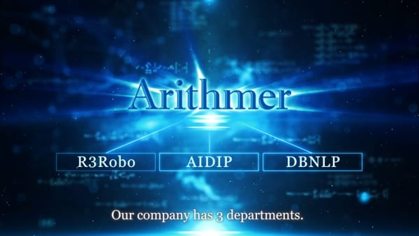 Arithmer株式会社様 企業紹介動画