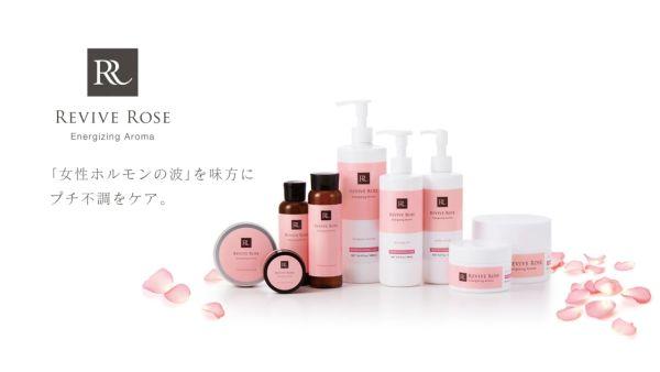 ハイサイド・コーポレーション REVIVE ROSE PV