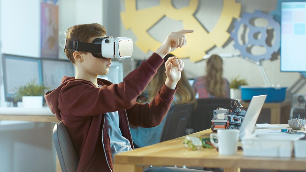 VR・ARとは