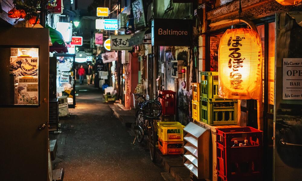 Shinjuku Golden Gai Image1