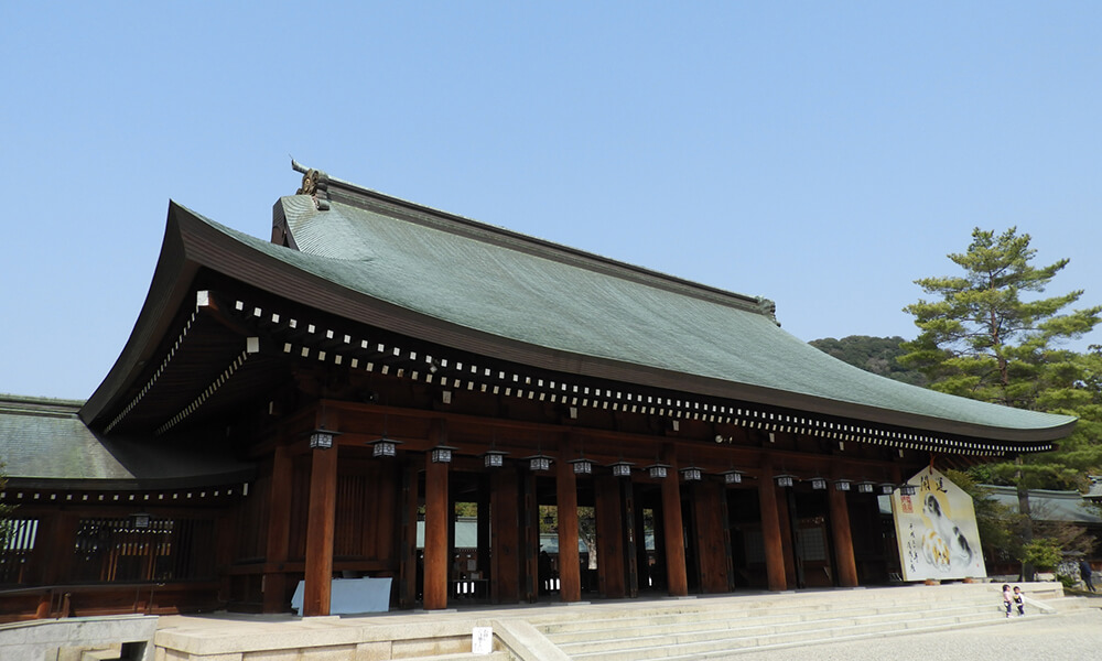 Kashihara Shrine Image1