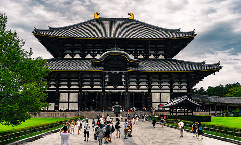 Todaiji Temple Image2