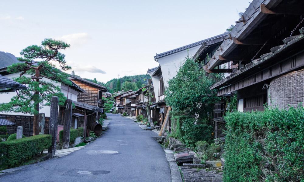 Narai-juku Image1