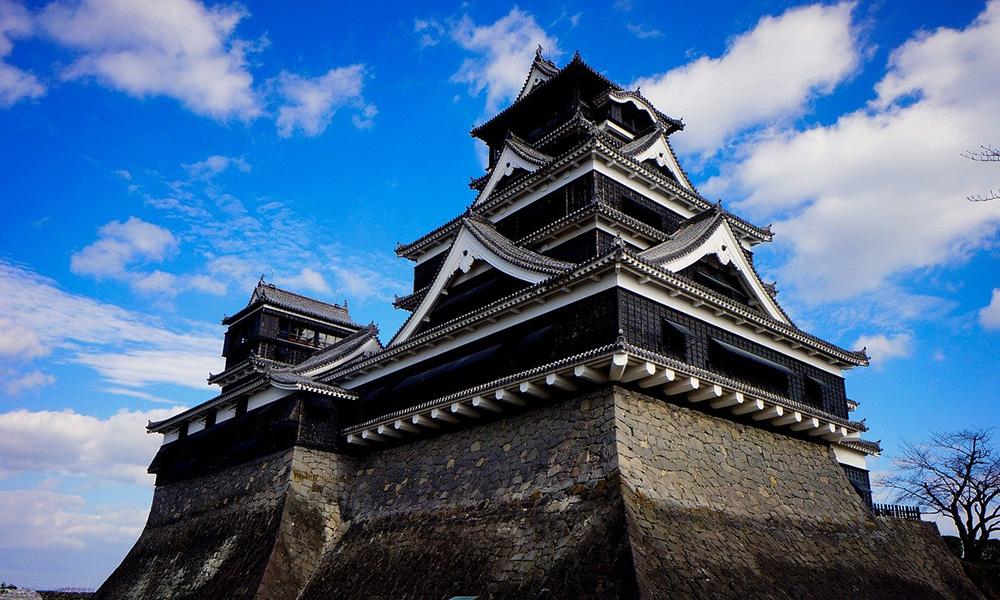 Kumamoto Castle Image1