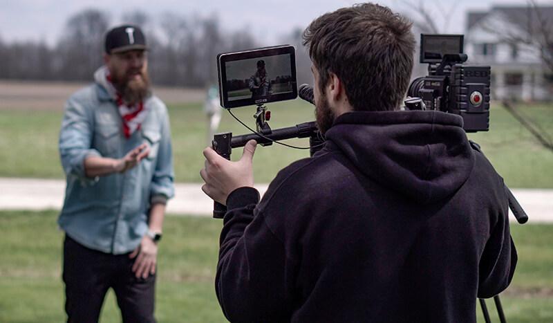 映像制作業務