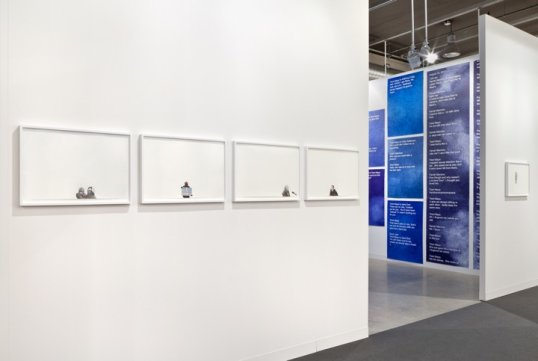 Art Basel Booth Installation