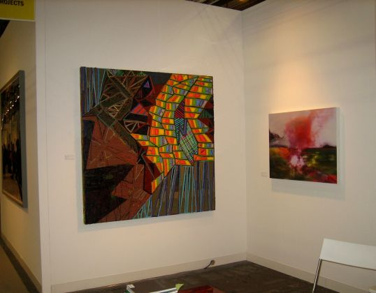 Installation view (Steve Roden, Whitney Bedford)