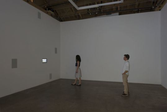"""Valkyrie,"" Installation View, Photo cred: Robert Wedemeyer"