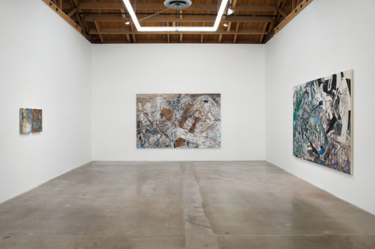 2012, Installation View