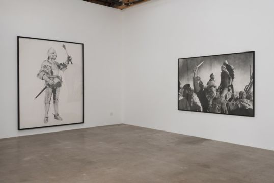 Informal Family Blackmail, 2012, Installation view, Gallery 4