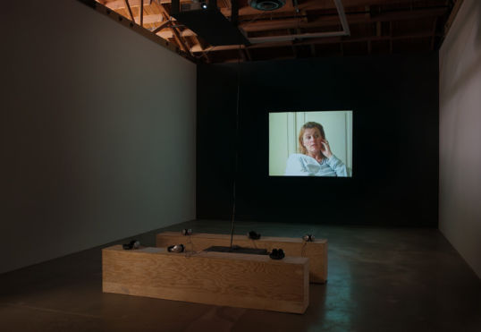 Kathy, Installation view, 2010