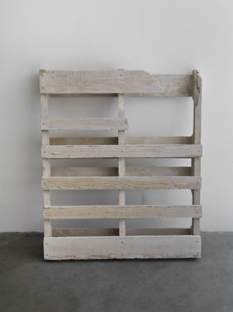 Mi Pobre Corazon, 2009, Cast concrete, steel
