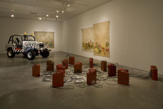 Installation View, 2008, Miami Art Museum
