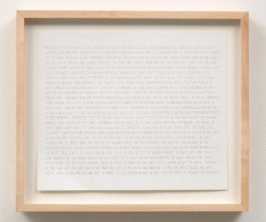 Explosion # 19, 2007, Graphite on paper, Diptych, paper 58