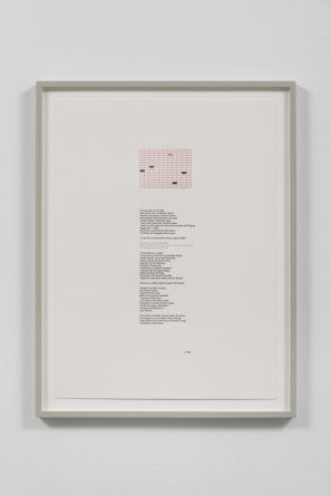 "Unguided Tour c. 1940, 2016, Letterpress, 27"" H x 21"" W x 1.50"" D"