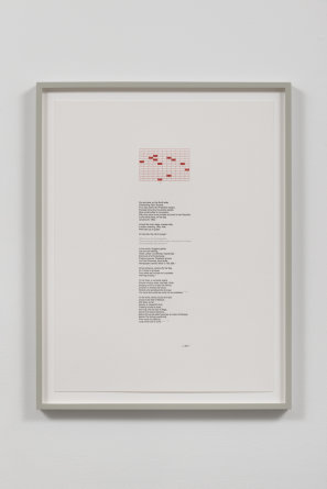 "Unguided Tour c. 2011, 2016, Letterpress, 27"" H x 21"" W x 1.50"" D"