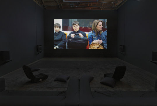 """Stand in the Stream,"" Installation View, Photo credit: Robert Wedemeyer"
