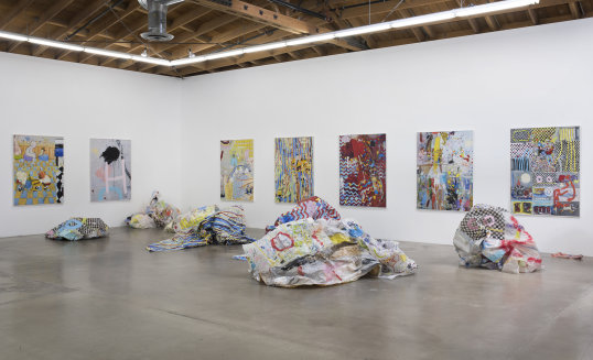 """YIPES,"" Installation View, Photo credit: Robert Wedemeyer"