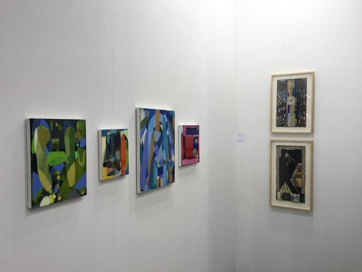 Art Basel Hong Kong Booth Installation