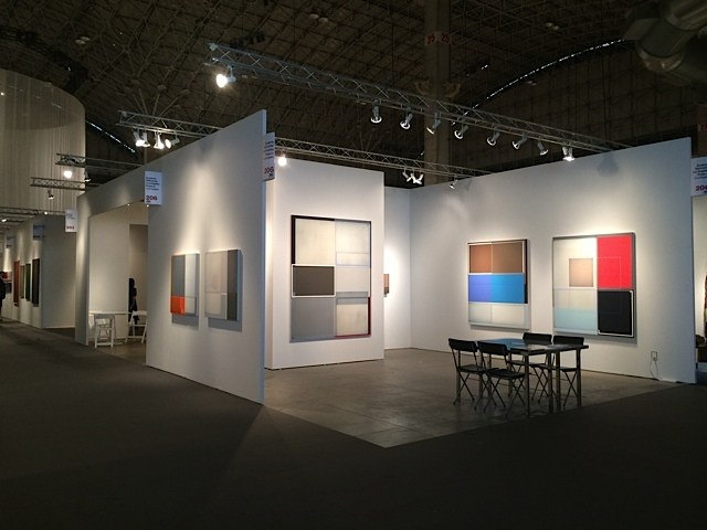 Patrick Wilson, Expo Chicago, 2014