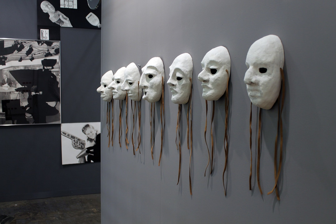 Susanne Vielmetter Los Angeles Projects at The Armory Show, 2014