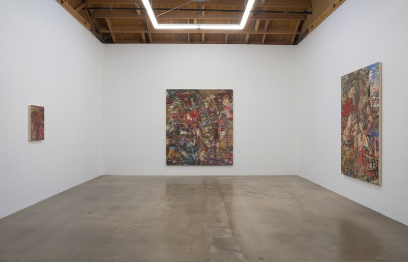 Angel Otero, Susanne Vielmetter Los Angeles Projects, Installation View, Photo credit: Robert Wedemeyer