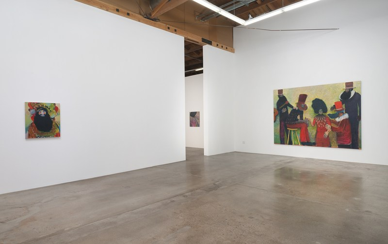 Ryan Mosley, Installation view, SVLAP Solo Show,