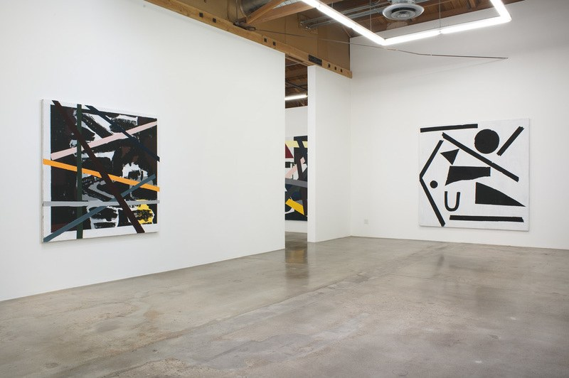 Nick Aguayo, SVLAP solo exhibition, May 31 - July 5, 2014; Photo credit: Robert Wedemeyer