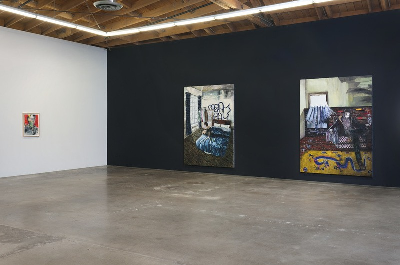 Raffi Kalenderian, Installation view, SVLAP solo exhibition, May 31 - July 5, 2014; Photo credit: Robert Wedemeyer