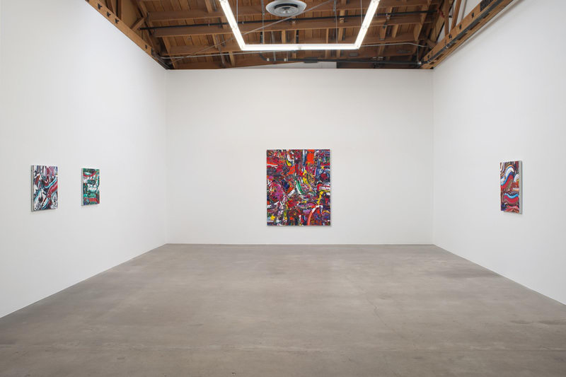 Sunday Best, Installation view, Susanne Vielmetter Los Angeles Projects, January 11 - February 22, 2014; Photo credit: Robert Wedemeyer