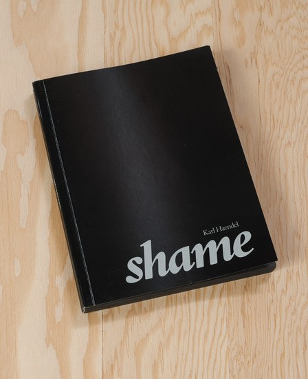 Shame, 2012, Book, Published by KLTB