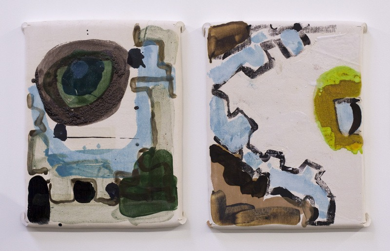 Untitled, Untitled, 2011, Ceramic and glaze, each 16
