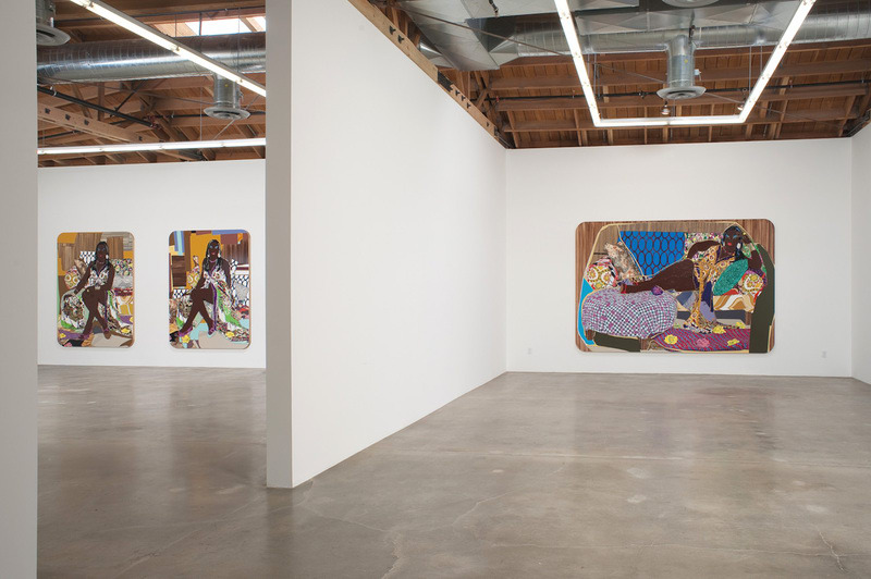Put A Little Sugar In My Bowl, 2010, Installation View; Photo Credit: Robert Wedemeyer