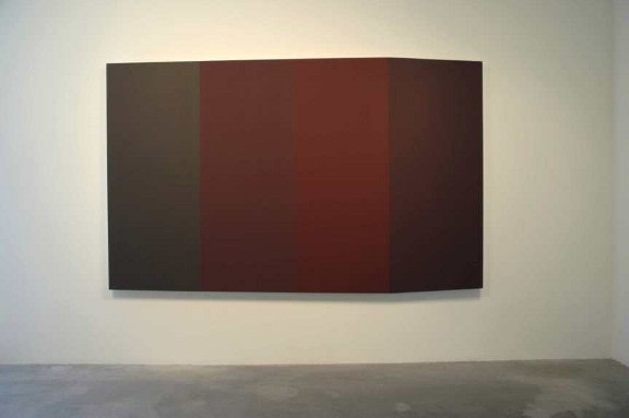 "another country (mad hour), 2005, Acrylic on canvas, 60"" x 96"""