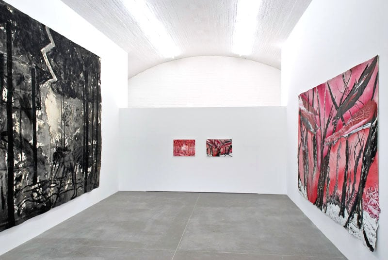 : Installation View, 2007