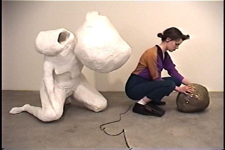 Big Candy, 2008, Single-channel video with audio, 3 minutes 5 seconds, video still
