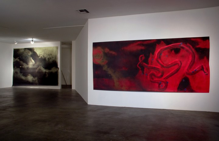 Correlations and Isomorphisms, 2008, Installation view