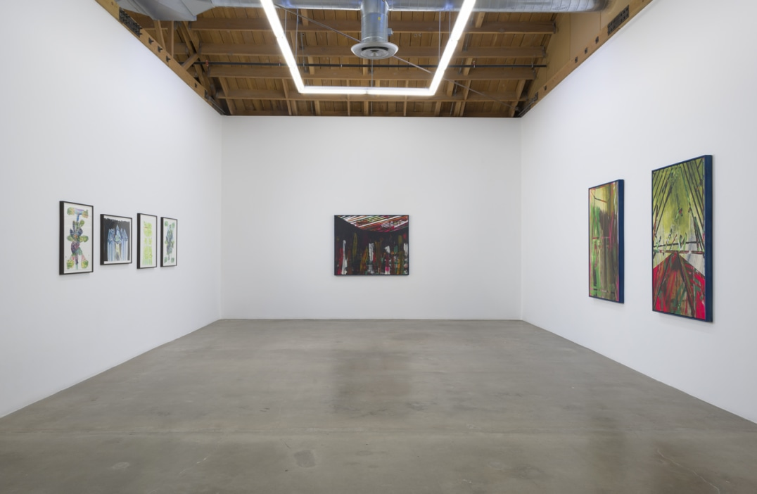 """A Year Without Painting,"" Installation View, Photo cred: Robert Wedemeyer"