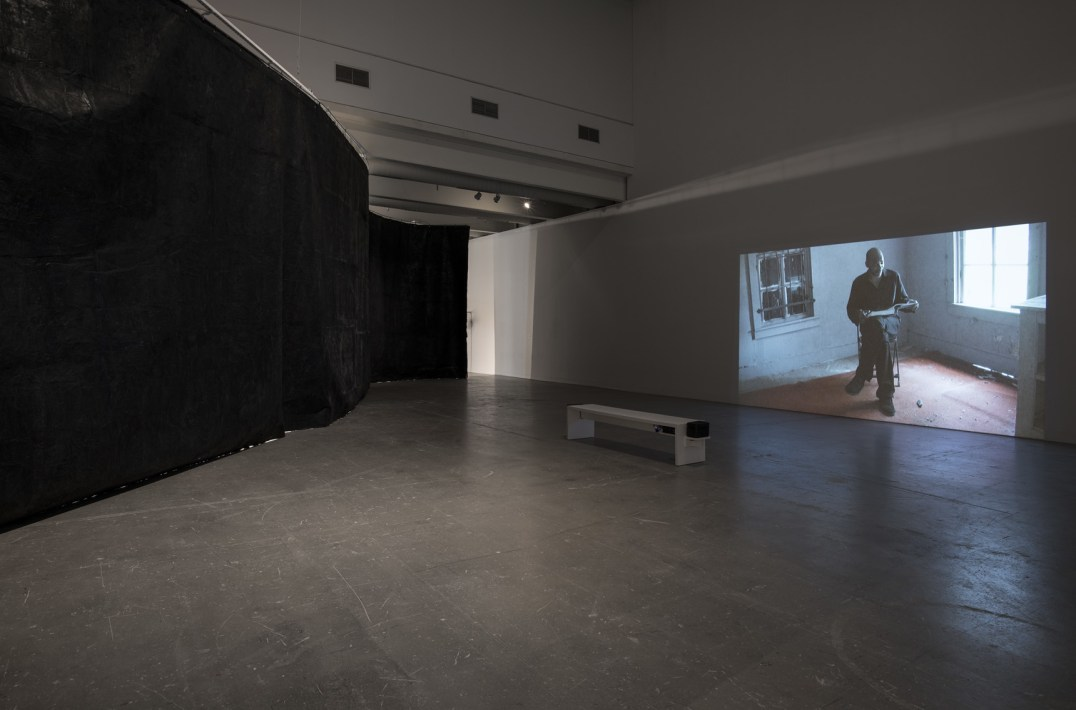 """The Black Show,"" Installation View"