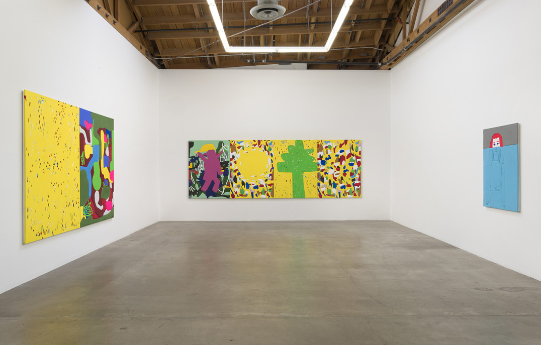 """Blinded by the Light,"" Installation View, Photo credit: Robert Wedemeyer"