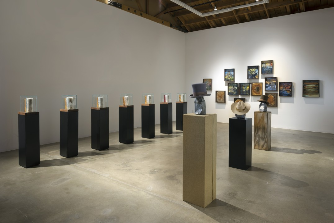 """Until, Until, Until...,"" Installation View, Photo credit: Robert Wedemeyer"