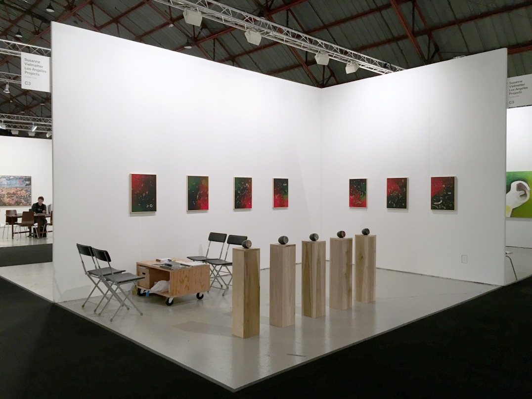 Art Los Angeles Contemporary, Installation View