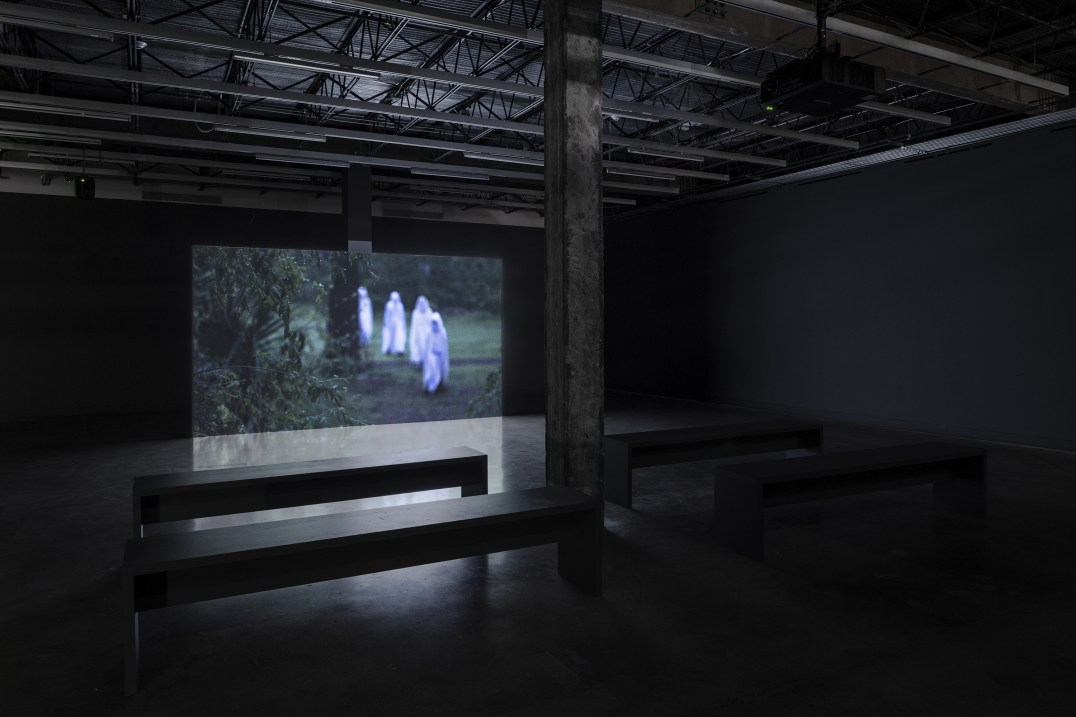 Untitled (neighbors), Installation view, Photo credit: Colin Doyle