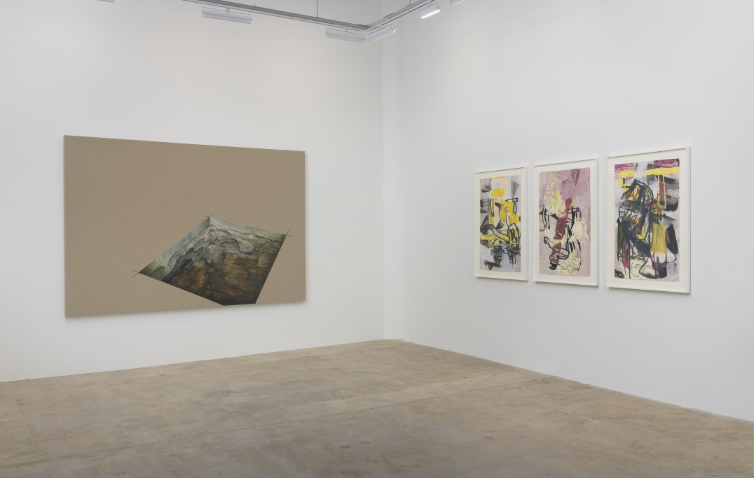 : Installation view, Inaugural Exhibition, 2019