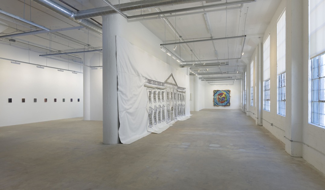 : Installation view, Inaugural Exhibition, Photo credit: Robert Wedemeyer