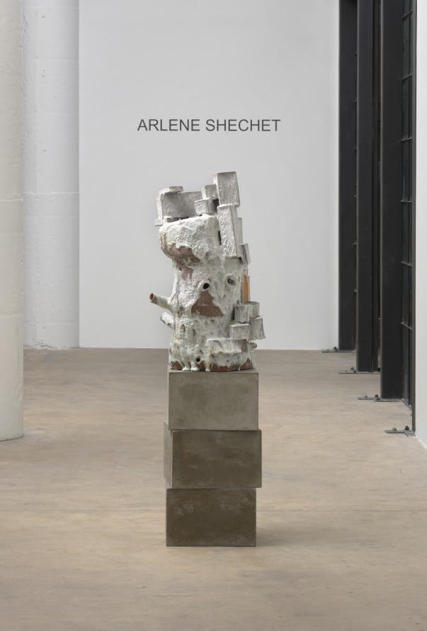 """Arlene Shechet: Sculpture,"" Installation view, Photo credit: Robert Wedemeyer"