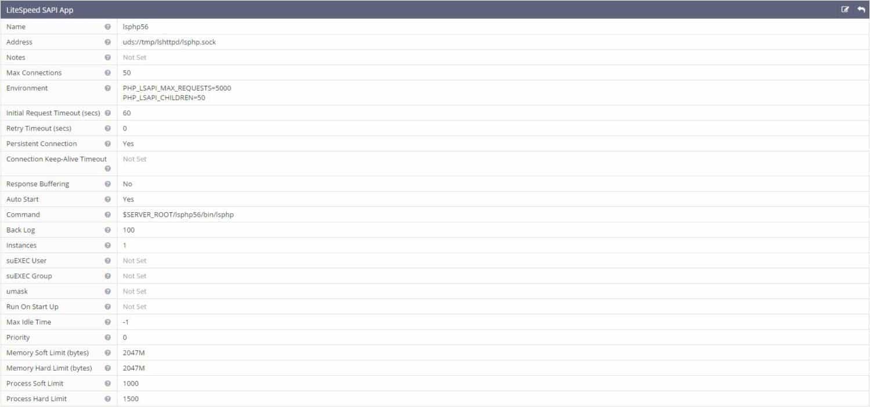 Cài đặt nhiều phiên bản PHP trên OpenLiteSpeed - 4