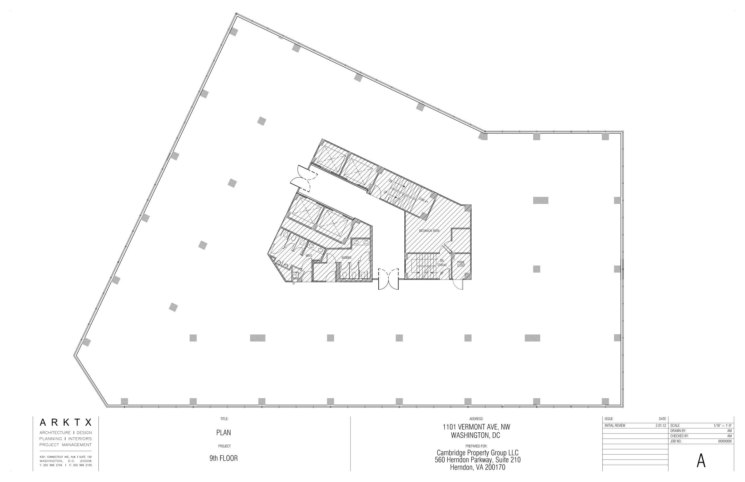 1101 vermont avenue nw 9th floor vts for Vice president house floor plan