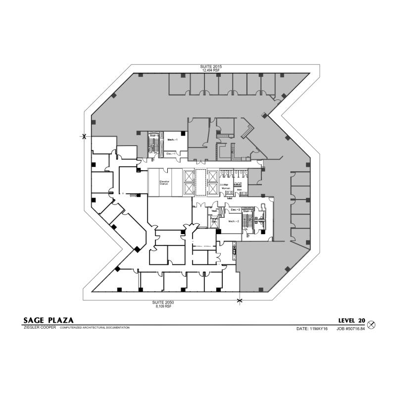 Sage Plaza - 5151 San Felipe St - VTS